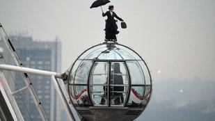 A magyar Esernyős Embert másolja Mary Poppins
