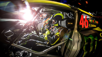 Rossi zsinórban negyedjére is megnyerte a Monz Rally-t