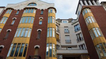 Különös budapesti bérházak tervezője