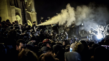 Overtime Act sparks series of intense anti-Orbán protests in Hungary
