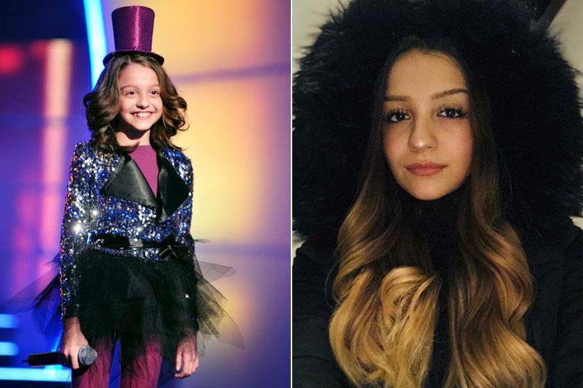 Patai Anna a 2010-es Megasztárban tűnt fel, azóta is énekel, a 19 éves énekesnőből bombázó lett. 2018 tavaszán érettségizett le.