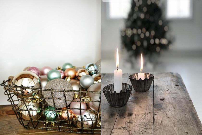5 perces, de valóban káprázatos dekorötletek: álomszép karácsonyt varázsolnak