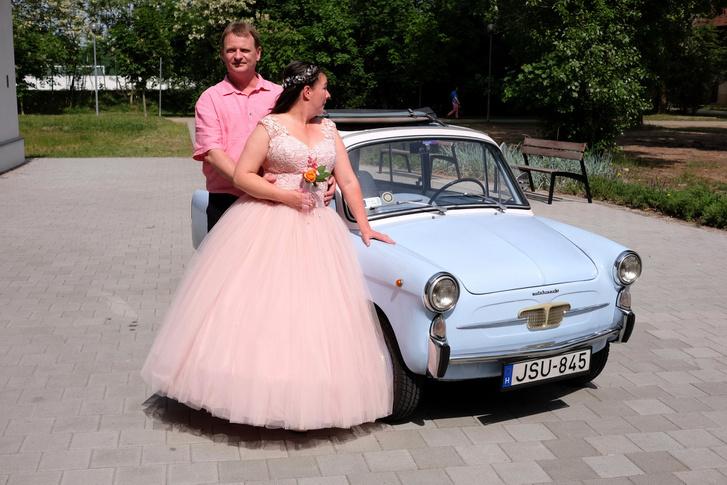 Diciék esküvőjén