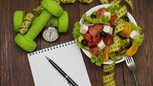Így mérlegelj az étrend összeállításakor