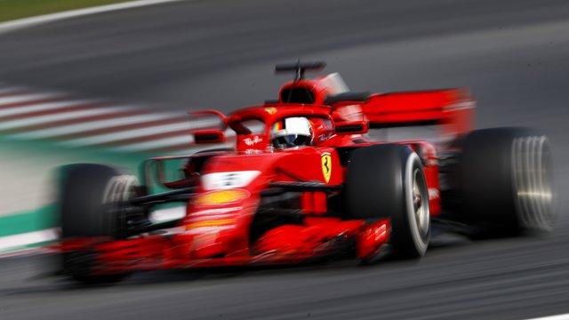 Ekkor érkezik a 2019-es Ferrari