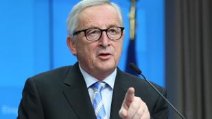 Álhírgyártónak nevezte Orbánt Jean-Claude Juncker