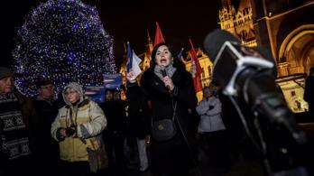 Összellenzéki tüntetés (élő adás, 1.rész)