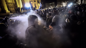 Összellenzéki tüntetés (élő adás, 3.rész)
