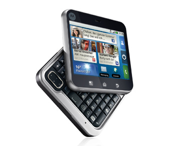 Motorola Flipout - ez is telefon