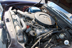 A Mercedes úgy butította az emissziós normákhoz a motort, hogy borzalmasan erős lett
