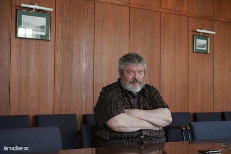 Szőcs Géza kultúráért felelős államtitkárFotó: Barakonyi Szabolcs