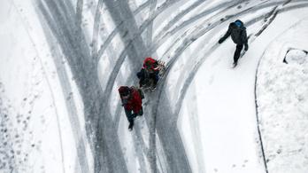 Sopronban már 17 centi hó esett