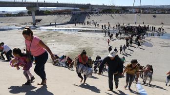 Vizsgálat indul egy hétéves kislány halála miatt az amerikai-mexikói határnál