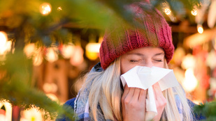 Hogyan ne robbanj le karácsonyra? – a tüdőgyógyász tippjei