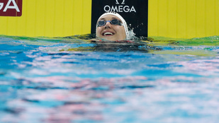 Hosszú Katinka aranyérmes 200 vegyesen a rövidpályás-vébén