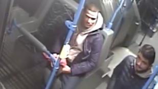 Alvó embert fosztottak ki egy éjszakai buszon