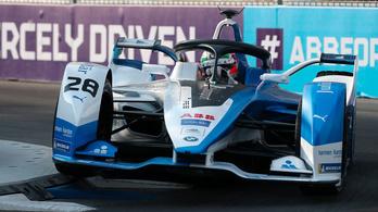 A BMW nyerte az új korszak első FE-futamát