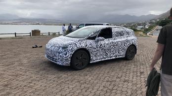 Egyre közelebb a Volkswagen elektromos autója