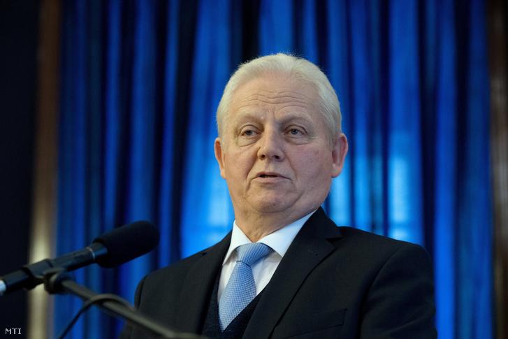 Tarlós István 2018. június 15-én.