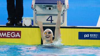 Hosszú Katinka lett a rövidpályás vb legjobb női úszója