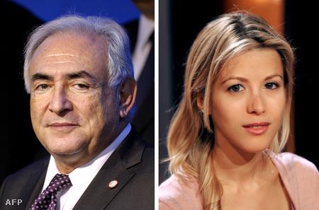 DSK és Tristane Banon
