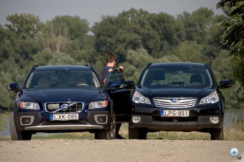 Uj Péter bemutat egy Frank Drebin-parkolást