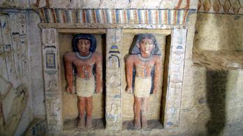 4400 éves sírt találtak Egyiptomban