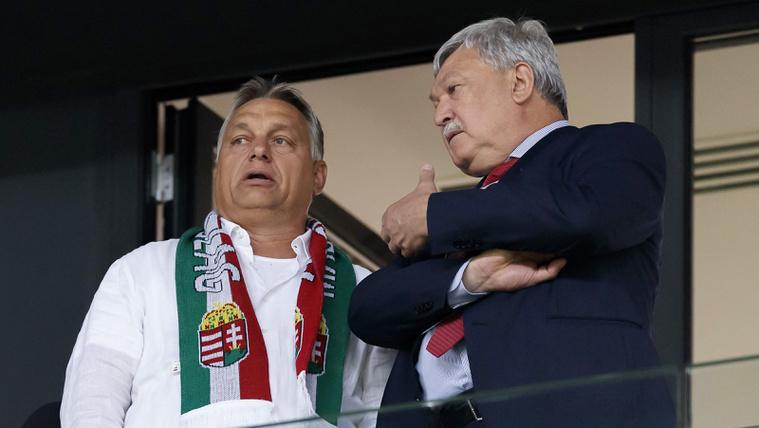 Csányi megfúrta Orbán legújabb felcsúti álmát