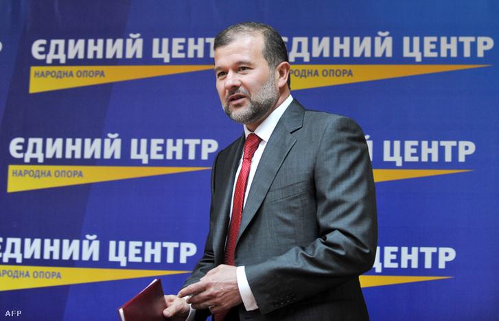 Viktor Baloga 2009-ben.