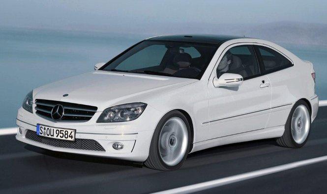 Mercedes CLC-osztály
