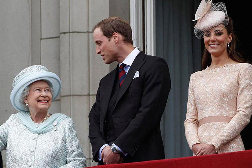 Mára teljesen megbékélt a királynő Katalinnal.