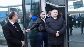 A belügyből irányíthatják az MTVA-székház fegyveres őreit
