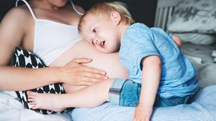 Nem érdemes túl nagy szünetet tartani a terhességek között