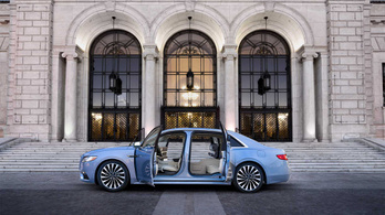 Újra öngyilkos ajtókkal készül a Lincoln Continental