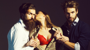 Tényleg vonzóbbak a szakállas férfiak?