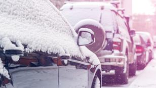 Mit tegyél, ha megcsúszik az autód a jégen? Tippek szakértőktől!