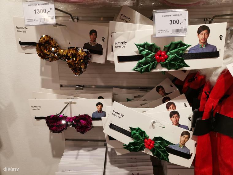 A karácsonyi szetted teljesen új szintre emelheted ezekkel az ünnepélyes csokornyakkendőkkel, amik valószínűleg a családi összejöveteleken is oldják majd egy kicsit a feszült hangulatot