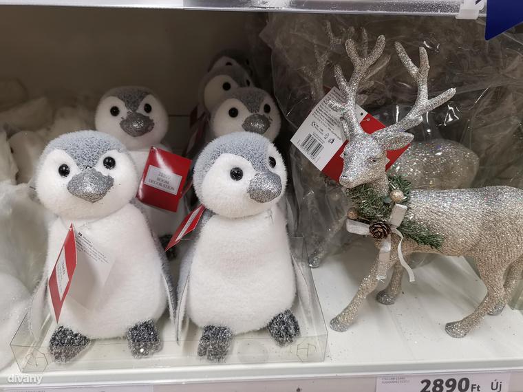 Azért persze vannak cuki állatok is, igaz egy pingvint viszonylag nehéz lenne elrontani, bár strasszokkal, csillámokkal és némi tollal valószínűleg ez is sikerülne