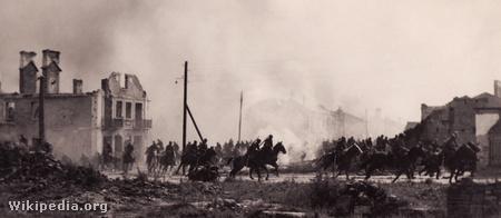 Lengyel lovasság a bzurai csatában