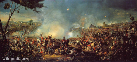 William Sadler: A waterloo-i csata
