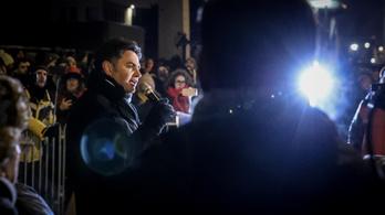 Márki-Zay: A Fidesz egyetlen ideológiája a lopás, de visszavesszük a nemzeti vagyont