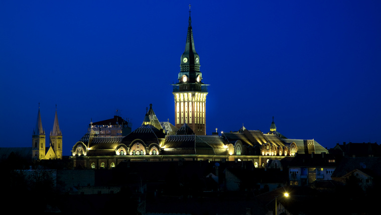 Volt-e zsidó építészet Magyarországon?