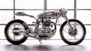 Arthur, egy legendás motorkerékpár újraértelmezése