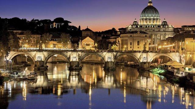 Ilyen az advent Rómában!