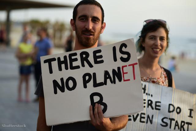 Nincsen másik Föld, erre kéne vigyázni–üzenik aktivisták a világ minden táján