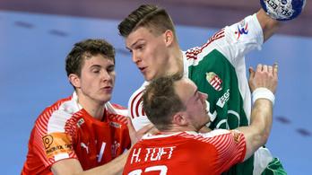 Bundesliga-játékos szorult ki a férfi kézi-vb-re készülő keretből