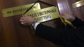 A Fidesz megint bojkottálta a nemzetbiztonsági bizottság ülését