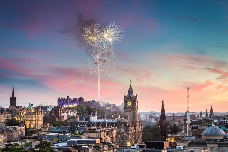 A skótok szakértői az újévi mulatságoknak