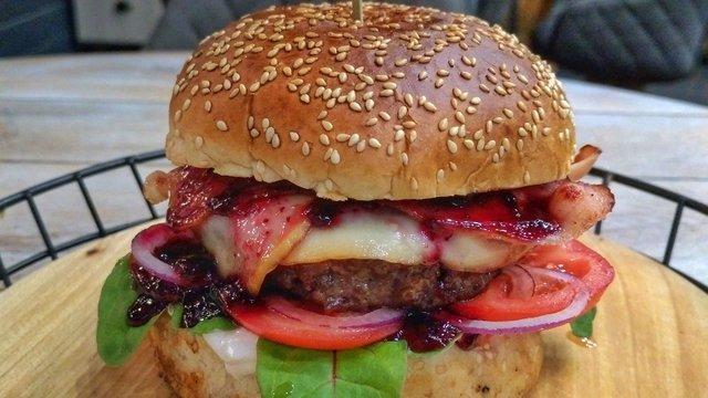 Karácsonyi őzburger a Don Pepétől?