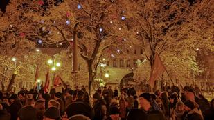 Budapest után vidéki nagyvárosokban folytatódnak a tüntetések